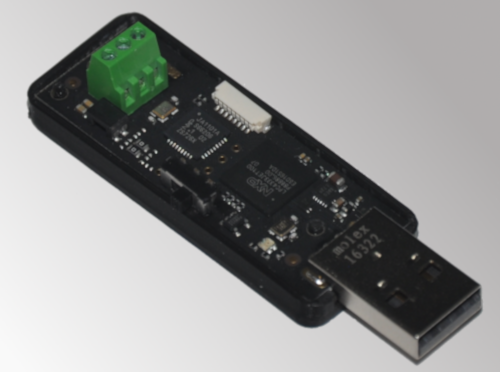 USB OABR Stick for automotive networks